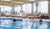 Piscina marina Hotel Louxo La Toja