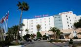 Fachada Hotel Royal Azur