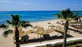 Vista a Playa Hotel Royal Azur