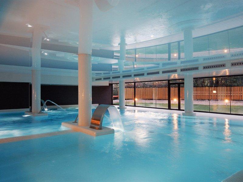 Balneario alhama de aragon alhama de arag n provincia de zaragoza arag n espa a - Gimnasio con piscina zaragoza ...