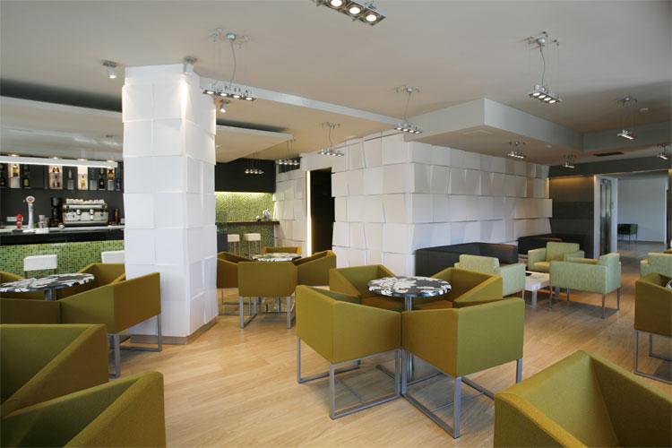 Sala de la cafetería