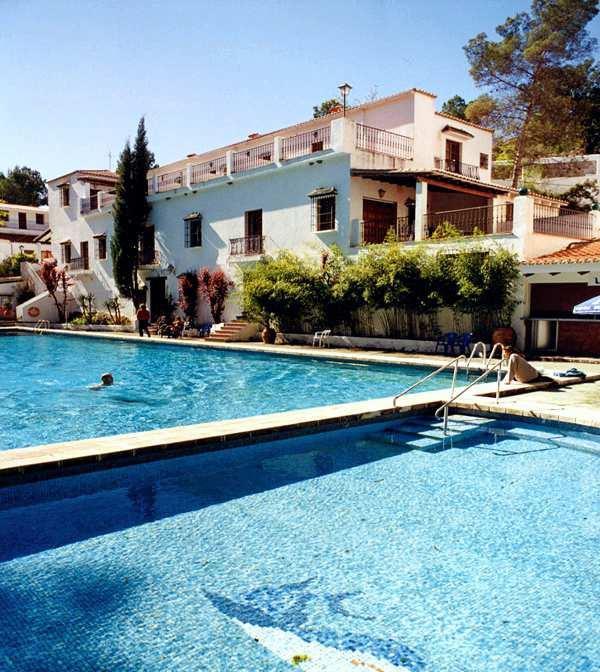Balnearios en comunidad valenciana espa a hoteles con spa - Balneario la alameda valencia ...