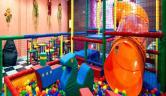Zona infantil Hotel La Caminera