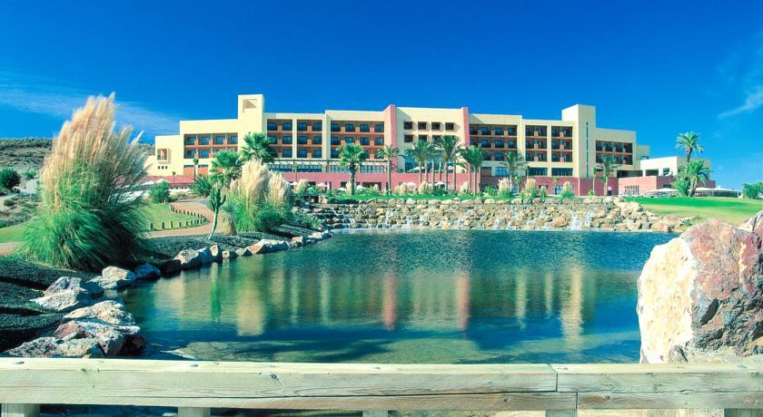 Fotos hotel valle del este vera provincia de almeria for Hoteles en vera almeria