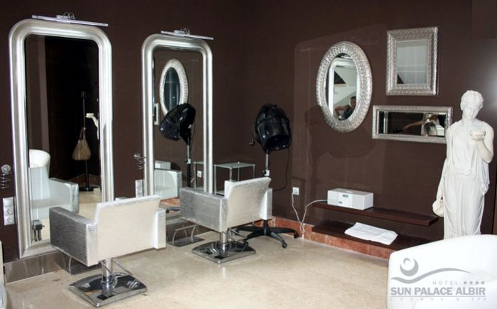 Salón de tratamientos estéticos