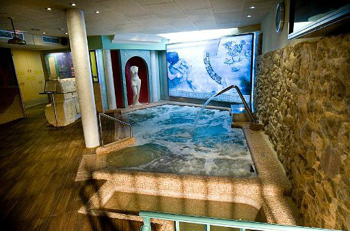 Hotel spa la casa mudejar segovia provincia de segovia castilla le n espa a - Hotel casa espana villaviciosa ...