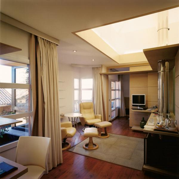 Habitacion moderna suite