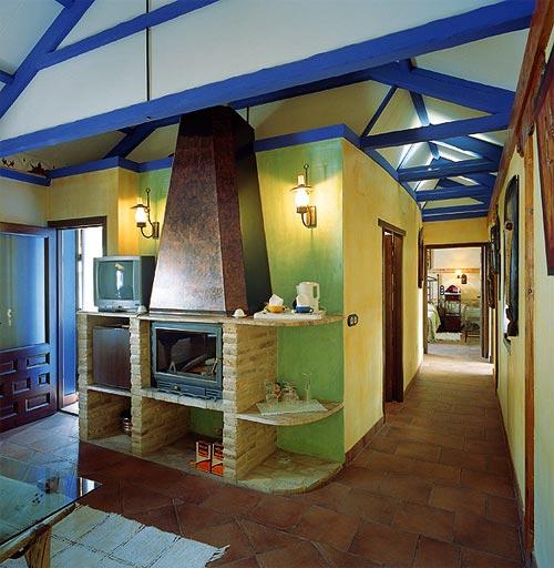 Habitacion rústica suite