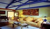 Habitacion rústica suite La Casa del Rector