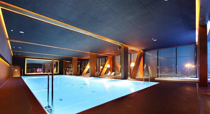 Balnearios en pais vasco euskadi espa a hoteles con spa for Hoteles en bilbao con piscina