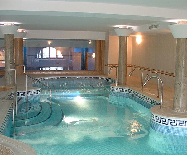 Hotel la sierra by selecta mataelpino provincia de Hotel lujo sierra madrid