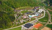 Vista aerea Terme Olimia Wellness Hotel Sotelia