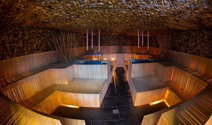 Sauna Wellness center Orhidelia