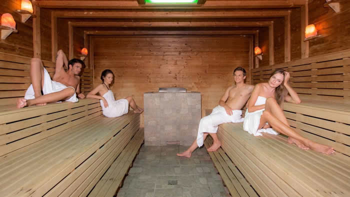 Sauna Wellness center