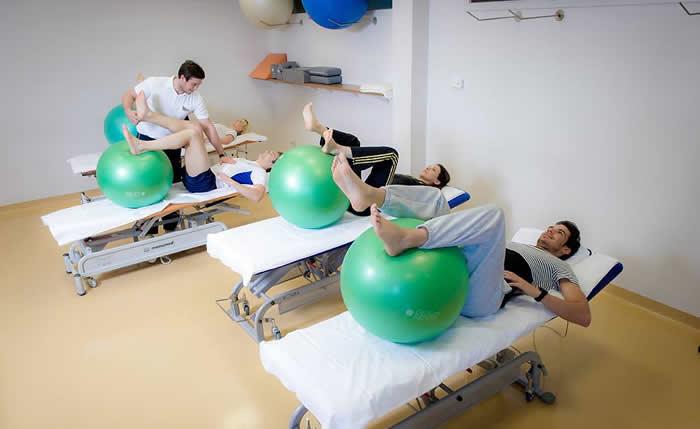 Centro de salud Olimia