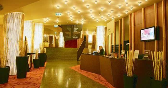 Recepción Hotel Sotelia
