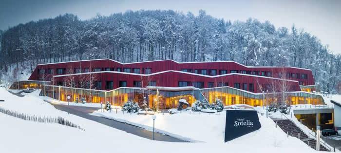 Vista Exterior nevada