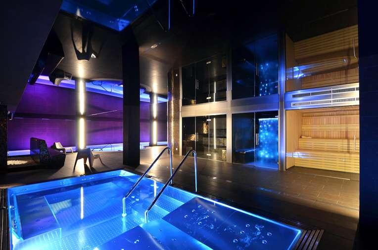 Hotel spa acevi val d aran vielha provincia de l rida for Hoteles originales cataluna