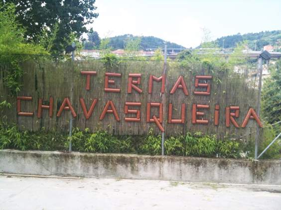 Termas Chavasqueira