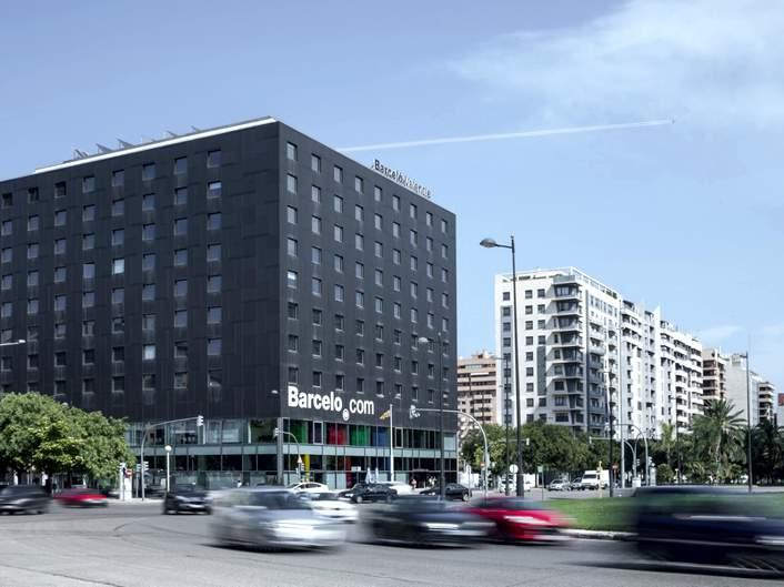 Fotos hotel barcel valencia valencia provincia de valencia comunidad valenciana espa a - Hotel barcelo valencia ...