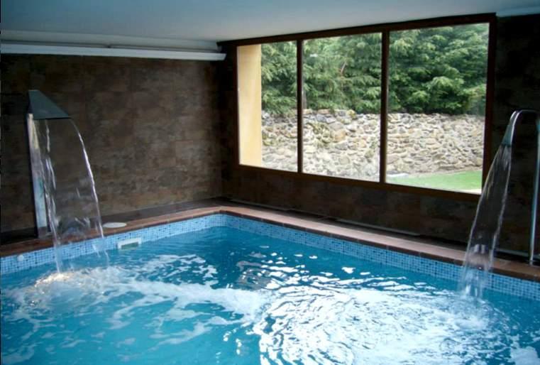 Hotel Manantial Del Chorro Navafria Provincia De Segovia