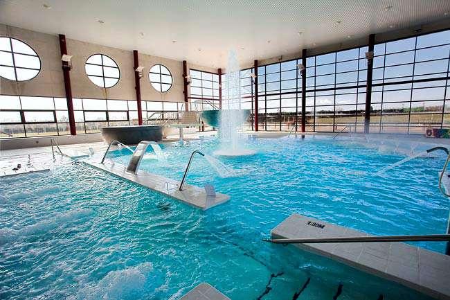 Balnearios en navarra espa a hoteles con spa y spas ver for Hoteles en navarra con piscina