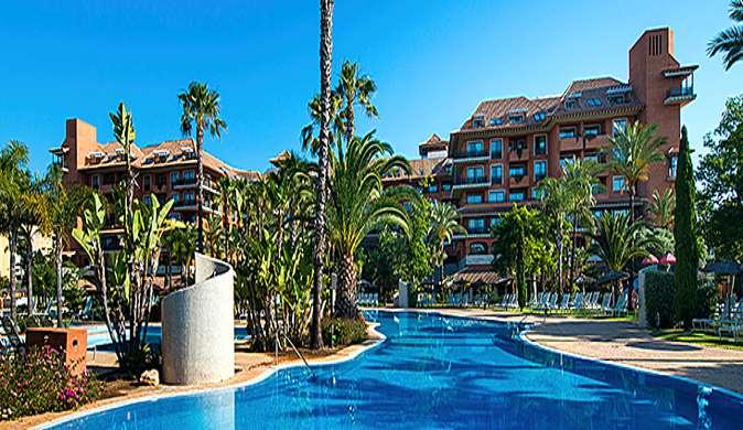 Puerto antilla grand hotel en islantilla huelva andalucia espaa - Puerto antilla grand hotel ...