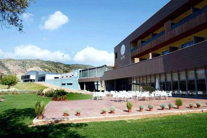 Balneario de Ariño
