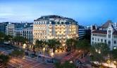 Fachada Hotel Majestic