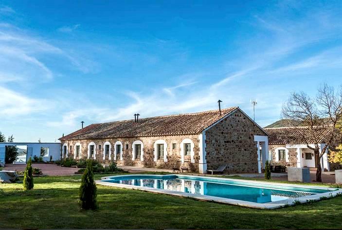 Balnearios en c rdoba andaluc a espa a hoteles con spa y for Balneario de fortuna precios piscina