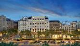 Fachada Mandarin Oriental Barcelona