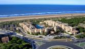 Vista aérea Barcelo Punta Umbria