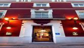 Fachada Hotel Vincci La Rábida