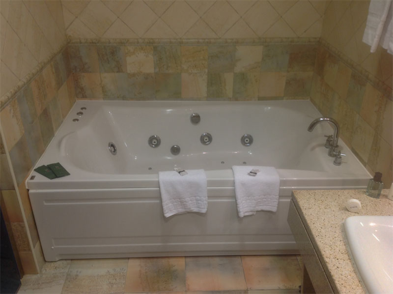Jacuzzi Junior suite