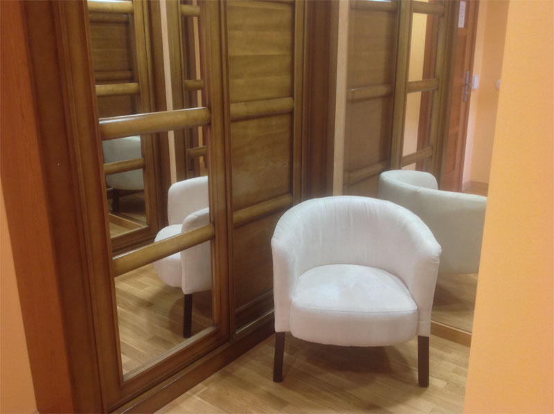 Vestidor Junior Suite