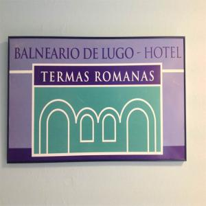 Zona de tratamientos  Balneario de Lugo