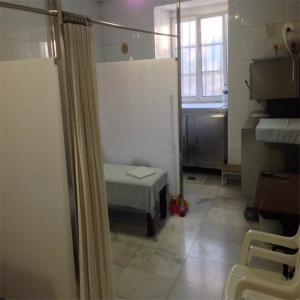 Sala de tratamientos  Balneario de Lugo