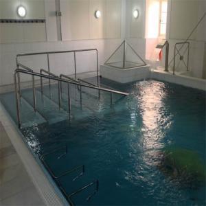 Piscina de agua termal  Balneario de Lugo