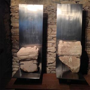 Zona de exposición  Balneario de Lugo