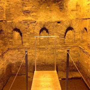 Termas romanas  Balneario de Lugo