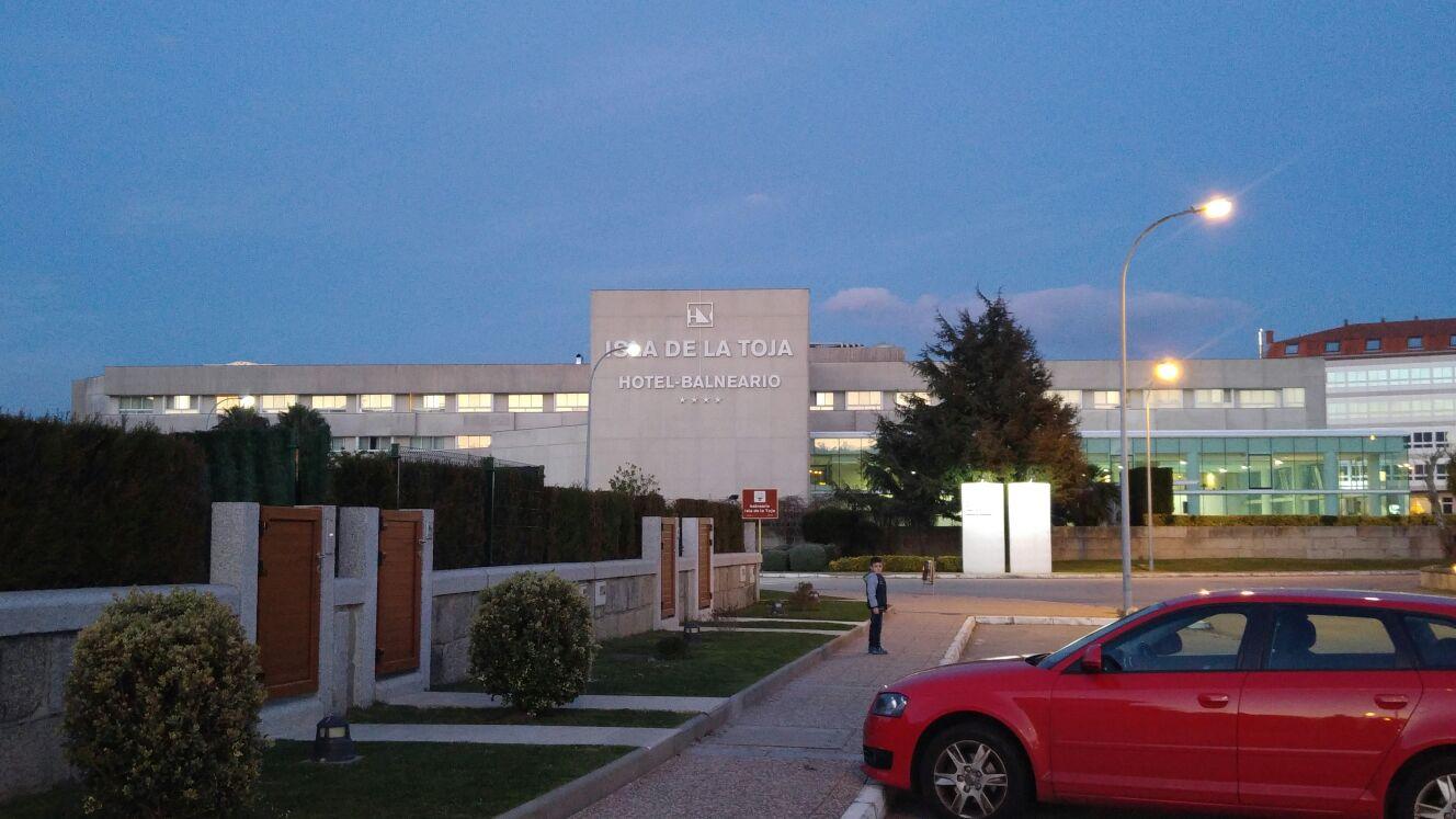 Hotel Balneario La Toja.